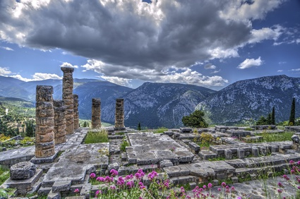Das Orakel von Delphi